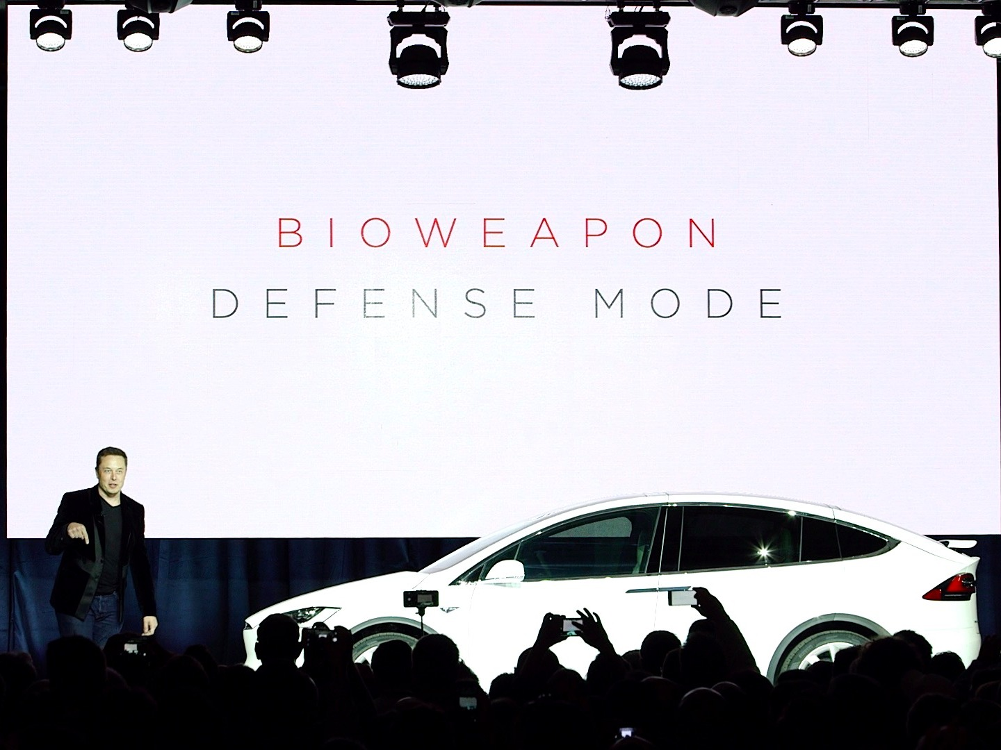 Model X: Bioweapon defense mode